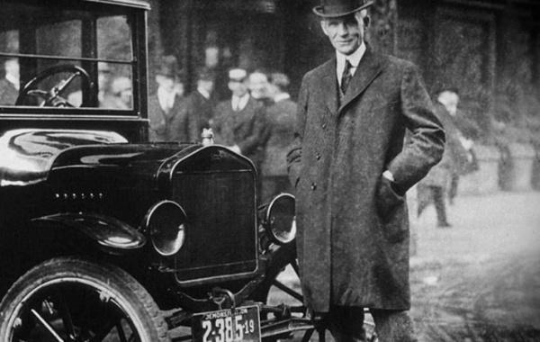 Ford-un yaradıcısı Henri Ford-dan 10 Sitat