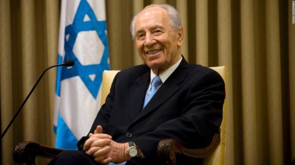 Şimon Peresin motivasiya dolu tarixi çıxışı