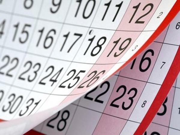 Avqust ayında iki gün iş olmayacaq - Qurban bayramı ilə bağlı
